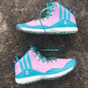 LIMITED EDITION~Adidas JOHN WALL EASTER Quick 13.5